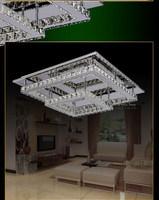 LED 220v Light Fixtures Led Lights Crystal Ceiling Lamp 30w