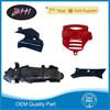 OEM/ODM turning machining service custom motorcycle plastic partsBPC3457