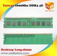 Alibaba best price 4gb ddr3 ram 1600Mhz ram ddr3 4gb 1600