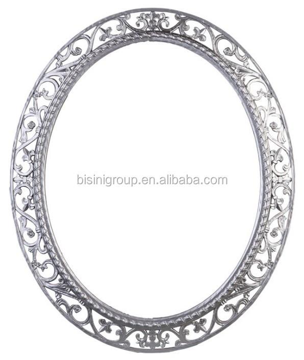 Regency imp riale style antique d 39 or de tournesol for Miroir encadre