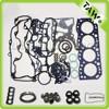 High Quality gasket kit 04111-54160, TOYOTA 2L diesel engine gasket kit