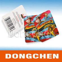 Custom Printing Cardboard High Quality Thick Hang Tag