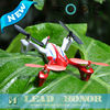LH-X1 Mini Quadcopter RC Quadcopter Intruder UFO with LED Lights