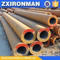 mechanical properties st52 st44 carbon steel seamless tube