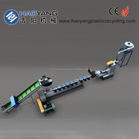 GOLD SUPPLIER for pe pp film recycling machinery/pet film scrap recycle/pe film washing and recycling line
