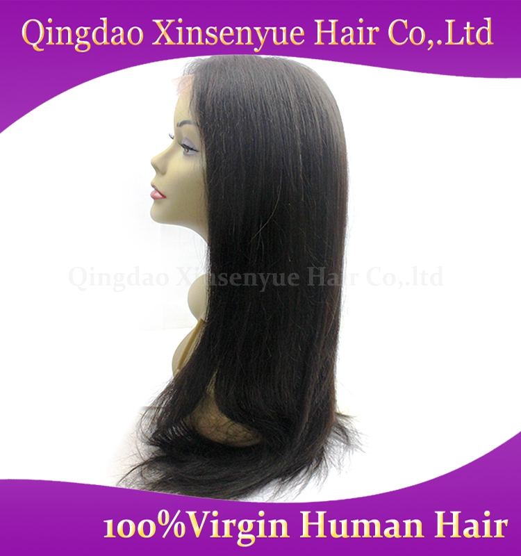 Cheap Full Lace Silk Top Sally Beauty Supply Wigs