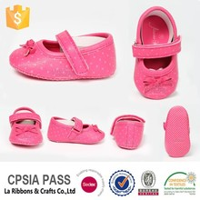 Small and convenient nice fancy baby girls shoes