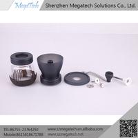 ceramic burr mini manual coffee grinder and hand-cranked coffee grinders