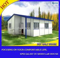 Beautiful prefabricated house korea