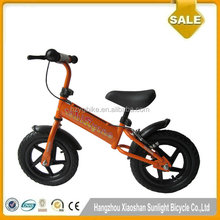 Mini Children's Riding A Bike Balance Bike Cycle Toddler Bike With Air Tyre
