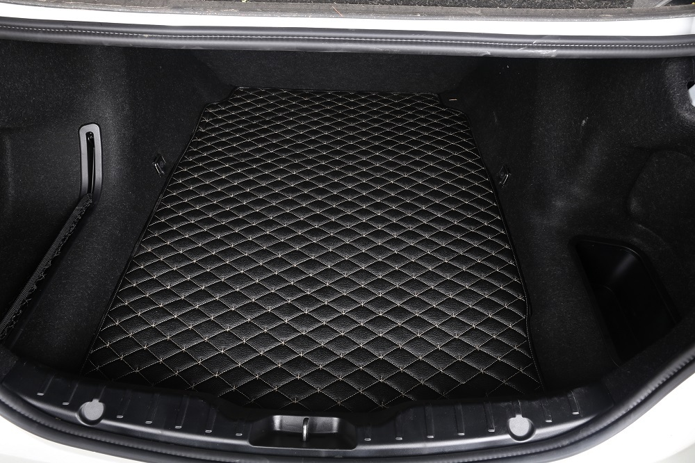 3d Voiture Tapis De Coffre Tanche Tapis De Fret Chausson Pour Chevrolet Cruze Epica