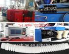 telescópico tubos de papelão ondulado linha de produção