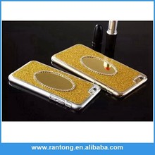 New coming OEM quality cell phone compact mirror cases cover with workable price