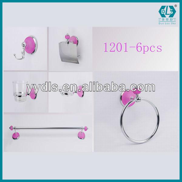 1201r juego de accesorios para ba o 6 pzas grifer a for Accesorios de bano de ceramica