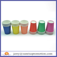 Mixing color pla cup for drink
