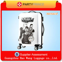 Fashionable ABS PC Waterproof Heat-resistance Boy Suitcase 20 inch Cute Manufacturer