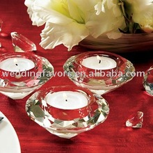 Crystal Tealight Holders Bombonieres Favours Favor