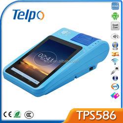 Telpo TPS586 programmable ticketing machine with gprs/wifi