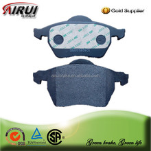 German Cars disc Brake pads , auto parts Chinese manufacturer 4B0 698 151 E/D840