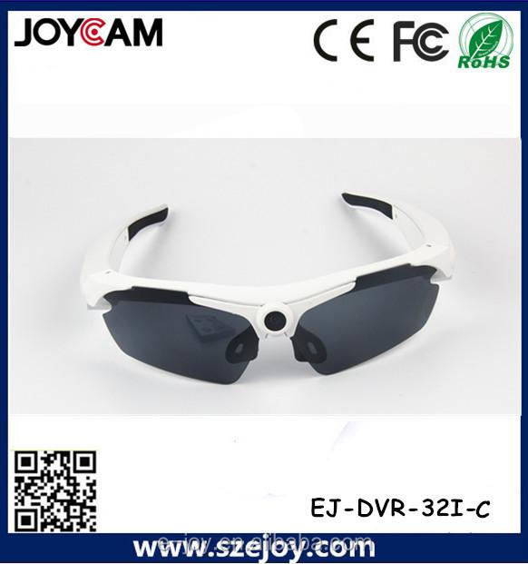 2015 New EJ-DVR-32I-C promotion gift VGA 640*480 camera sunglass