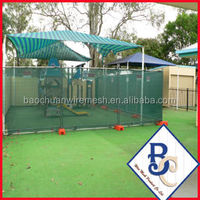 dupont powder coated temporary fence(America and Europe standard)