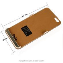 "premium portable Mobile power pack/power case/power bank case for i6 5.5"""""