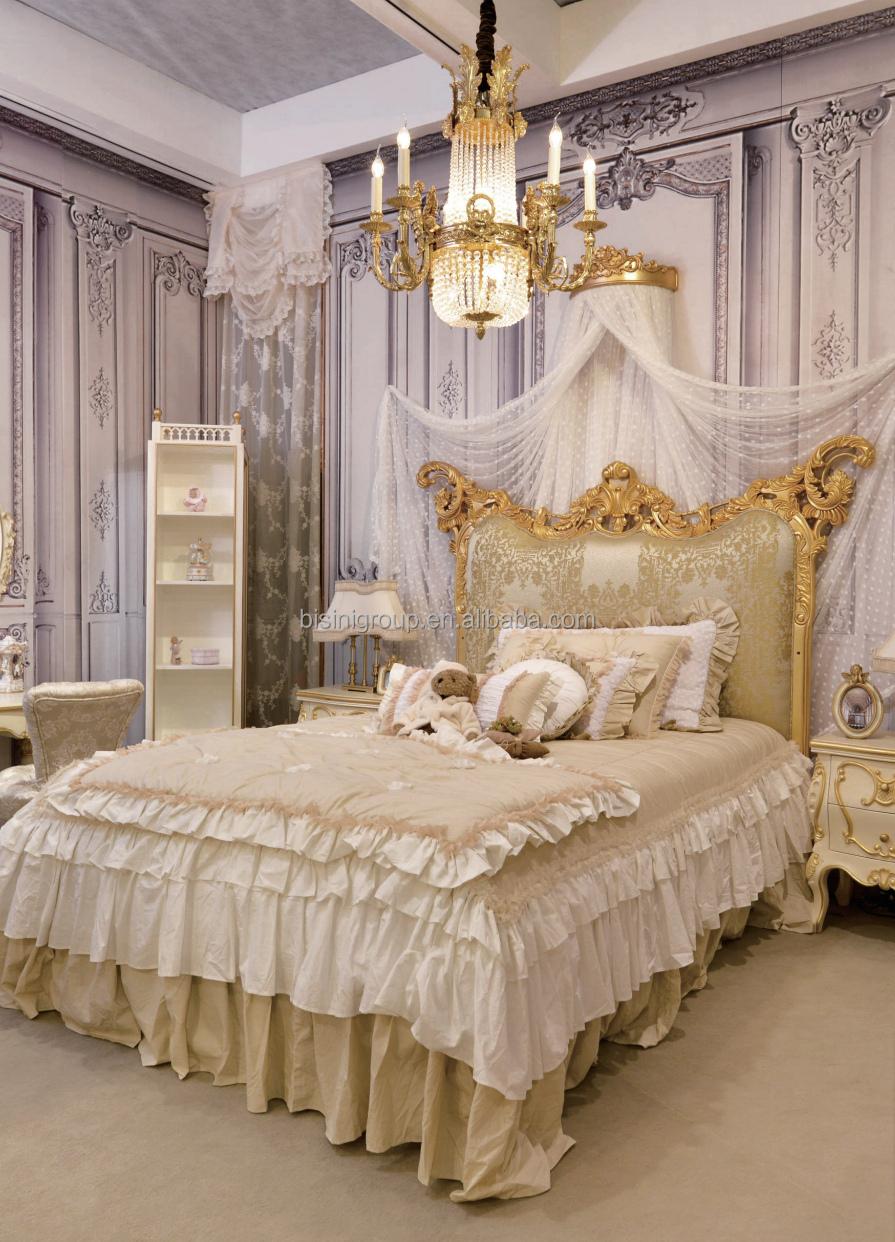 Nieuwe aankomst 2015 klassieke kinderen slaapkamer meubilair dubai ...
