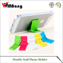 China Supplier Low Price Universal Folding Silicone phone holder