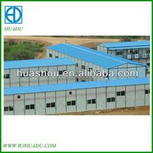 Sandwich panel prefabricated warehouse, sandwich panel prefabricated building