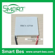 Smart Bes high-power semiconductor thermoelectric cooler warmer TEC1-12710 40*40 cooler equipment thermoelectric cooler parts
