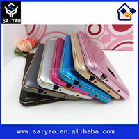Fashion high quality metal phone case for Samsung Galaxy Note3 with back cover