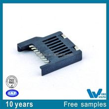 8P 1.10mm pitch 1.9H sd Card Connector simple type