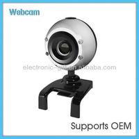 2013 New Design Free Driver USB Webcam