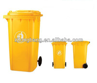 Outdoor Garbage HDPE Dustbin for Waste Collection