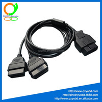 Extension Cable 16pin obd2 to usb cable,obd2 cable,obd2
