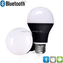 hk led light bluetooth controlled bulb