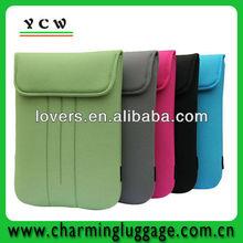 fashion laptop sleeve neoprene lightweight laptop bag computer bag