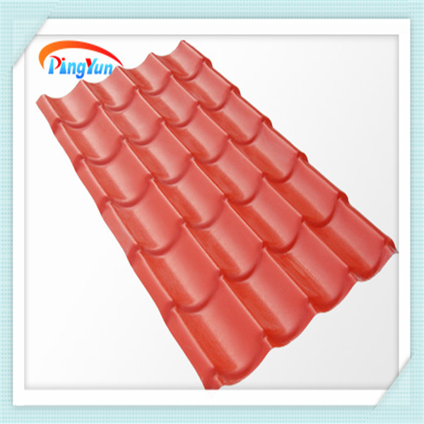 Plastic pvc roofing material pvc garden roofing sheet in for Flexible roofing material