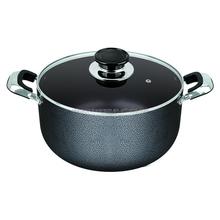 Kitchen use non-stick aluminum cookware polishing casserole pots