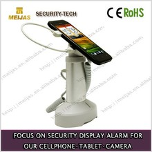 Security acrylic mobile phone display stand for all phone brands