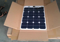 good-quality mini flexible solar cell mobile charger roll 50w