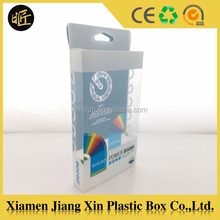 High quality plastic mobile phone box with print
