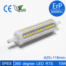 13w r7s led replace double ended halogen bulb 2016 new r7s 2000 lumen led spot light 10w haloline r7s