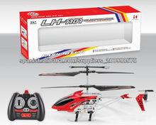 3CH RC helicóptero con infrarrojos