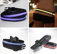 New arrival led flash waistband / LED Safety Belt / running lighting belt