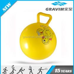 OEM shape bouncing PVC ball/jumping PVC ball