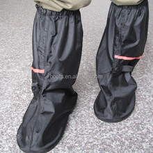 Motorcycle Mens and womens Waterproof raining cover shoes safety