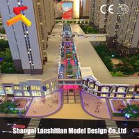 Urban Design, Public Building Design, miniature architectural scale models of famous building