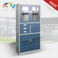 New Metal Office Furniture With Drawer Steel Filing Cupboard