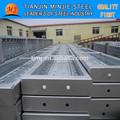 210x45mm perforada de acero tablón/tablones del andamio